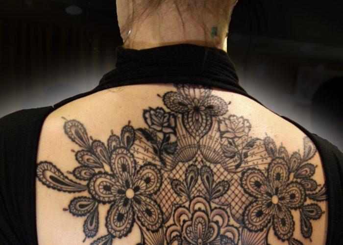 Roma: i tatuaggi amati dalle donne