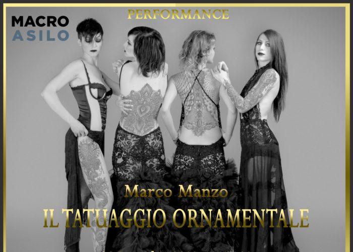 """IL """"TATUAGGIO ORNAMENTALE"""""""