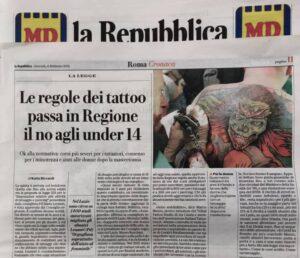 piercing roma