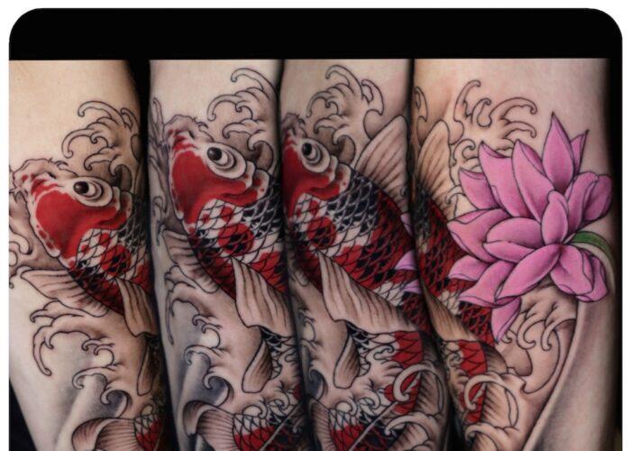 Tatuaggi Giapponesi: una tradizione millenaria