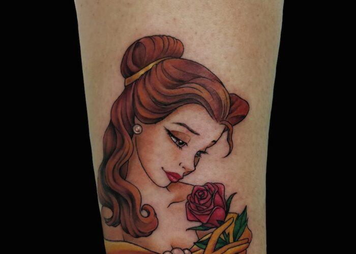 Tatuatore Cartoon a Roma