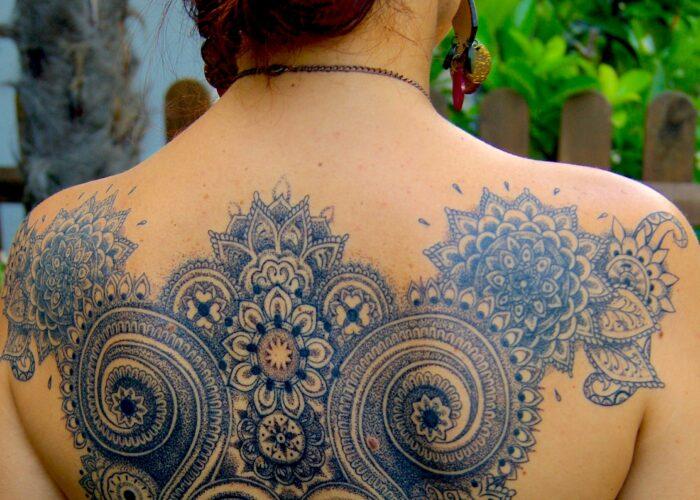 Mandala Tattoos in Rome