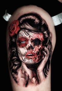 tatuaggio ritratto