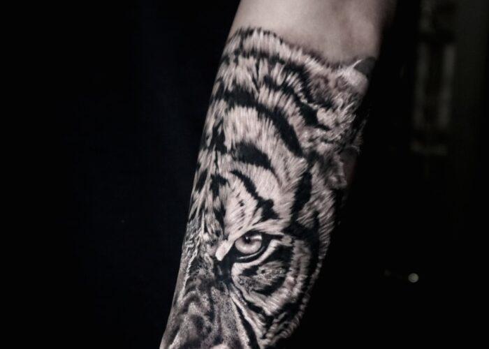 Tatuaggi di animali a Roma