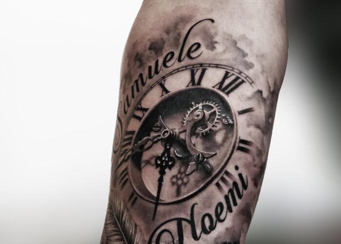 Tatuaggi uomo Roma: quale scegliere