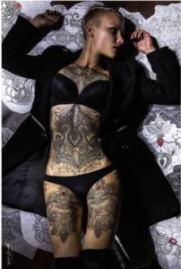 tatuaggio ornamental