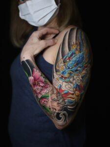 pigmenti tatuaggi